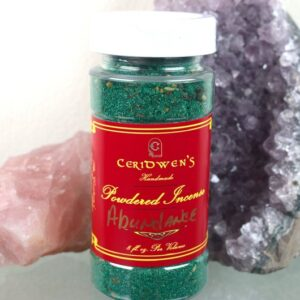 Abundance Powdered Incense
