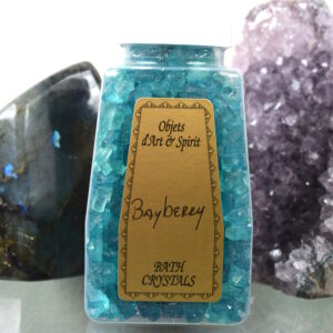 Bayberry Bath Salt Crystals