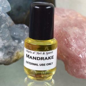 Mandrake Oil
