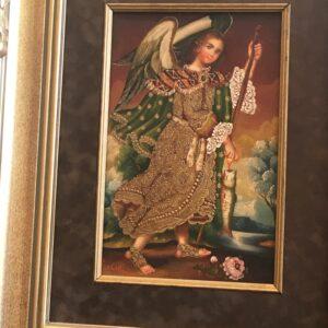 Raphael Archangel Painting