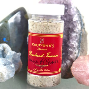 Banish & Cleanse Powdered Incense