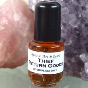 Thief Return Goods Oil