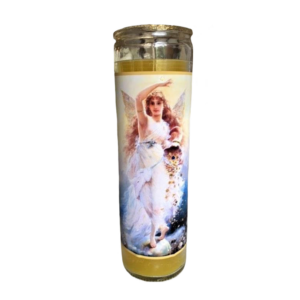 Fortuna Glitter Candle