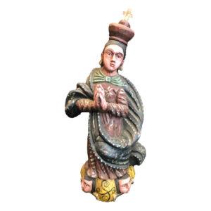 Madonna Santo Guatemala Statue