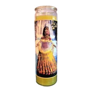Oshun Glitter Candle