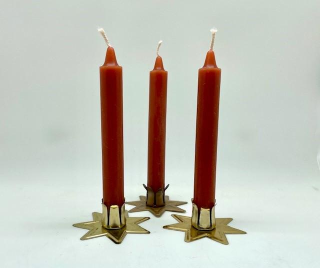 Brown Ritual Candle