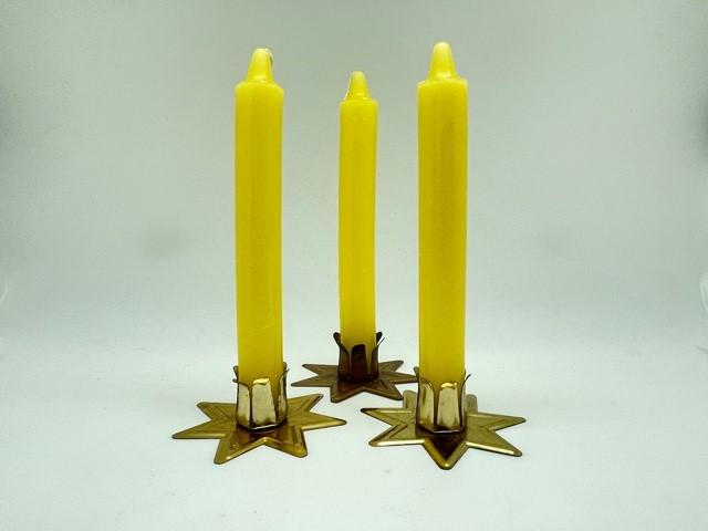 Yellow Ritual Candle